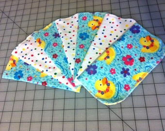 Yellow Duckie Baby wipes