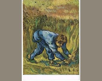 4 Vintage Impressionism Art Postcards - Europe