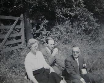 1950s Photograph - Tea Break