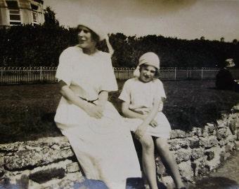 Vintage 1920's Summer Photo