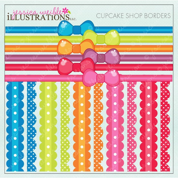 A Digital Scrapbooking Product on Etsy from JWIllustrations