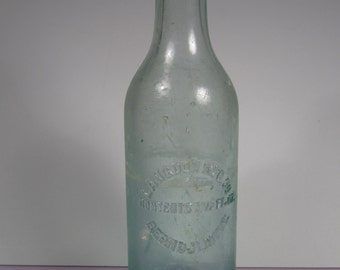 Vintage Pop Bottle