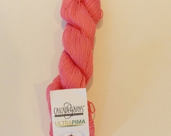 Cascade Yarn 100% Pima Cotton Primrose 3712