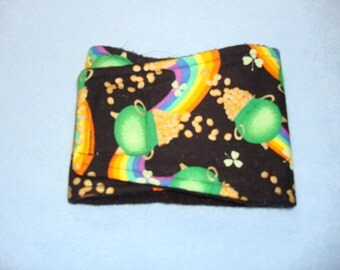 Pot O' Gold - St. Patrick's Day - Male Dog Diaper / Belly Band -Available in all sizes