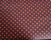 Dumb Dots Spice Fabric by Michael Miller - 1 Yard