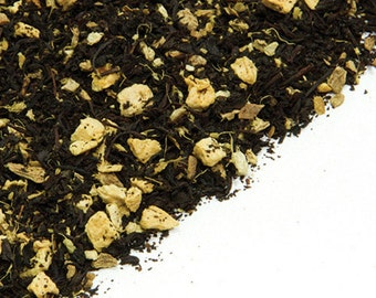 1 oz Ginger Black tea
