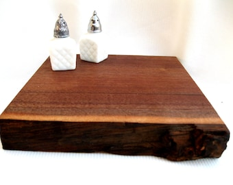 handmade serving board.Charcuterie,cutting board.tray.centerpiece.cheese modern eco friendly appetizer natural edge.black walnut.tessiemay
