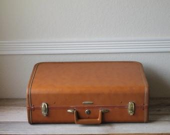 Vintage Taperlite Suitcase, Vintage Luggage,