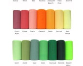 Tulle Color Samples