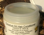 Coconut Oil Hair Moisturizer, Conditioner, Hair Mask, All over Body Care Moisturizer