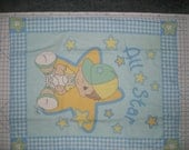 Baby Blankets - Cotton and/or flannel - Crib Size - Custom Orders Welcome