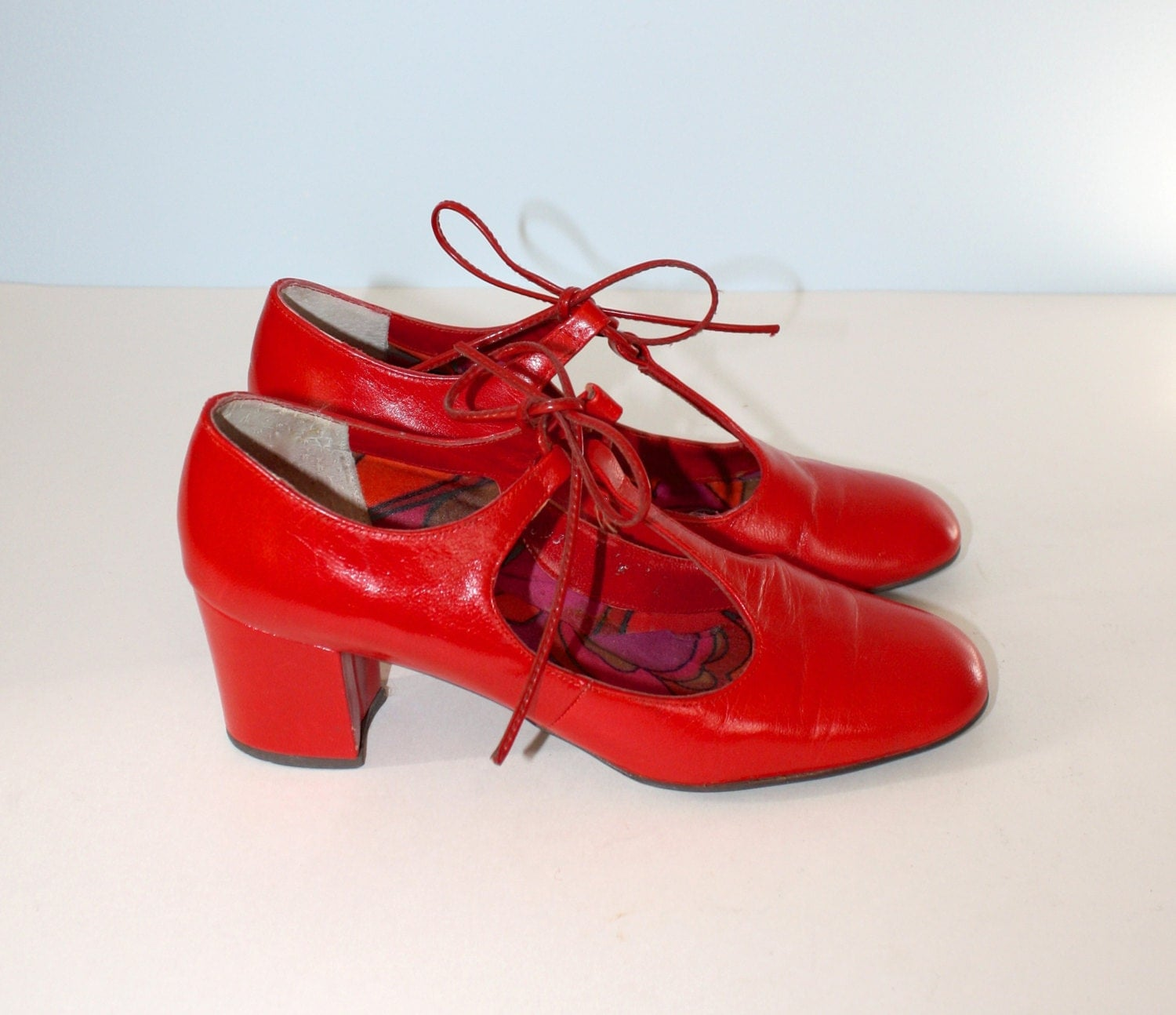 Red Or Dead Mary Jane Shoes
