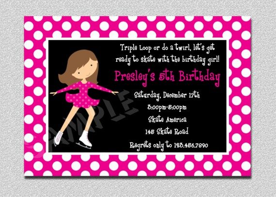 Ice skating birthday invitations ice skating party invitation 2 il570xn filmwisefo