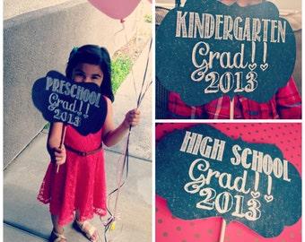 Printable 8th Grad 2016 Sign