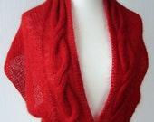 Shawl/scarf/bolero