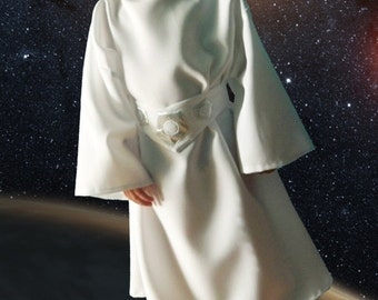 Princes Leia Costume - Infant sizes ~ No Headpiece ---- Ready To Ship
