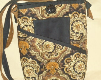 Quilted Mini Hip Bag/Purse