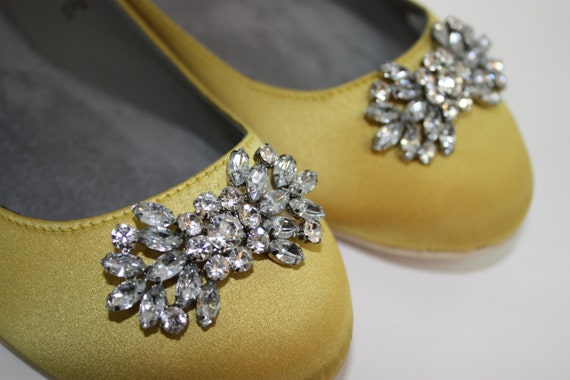 cf2033772d5a http   www.etsy.com listing 127638799 wedding-ballet-flats  ref sr gallery 35 ga search query yellow+wedding+flat+shoes ga view type gallery ga ship to   ...