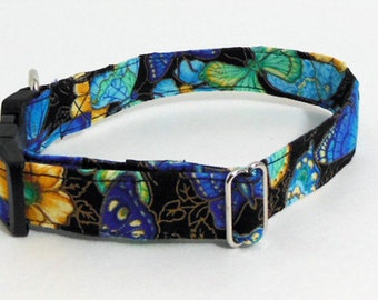 Adjustable Dog Collar - Made to order.