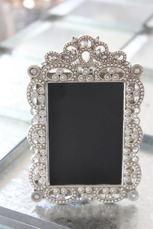 Sale set 18 vintage style jeweled rhinestone frames gatsby bling 18000 jeuxipadfo Images