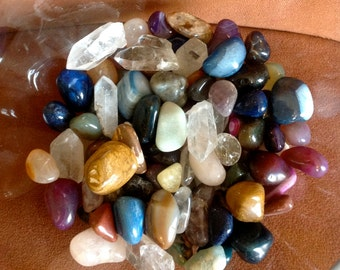 Healing Stones and Crystals... Choose Your Talisman