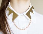 Zigzag collars