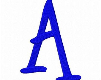 taylor font letters machine embroidery design