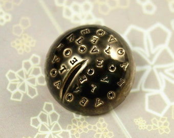 Metal Buttons - The Code Of Love.