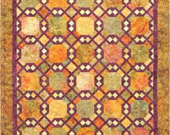 Earth Rhythyms Quilt Pattern