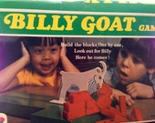 Vintage a billy Goat Game Kids game 1970s by Cootie Co