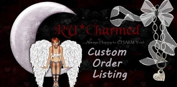 custom order for Lindsay Fuller