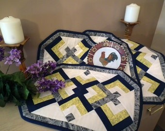 Set of 4 placemat