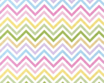 Remix Spring Zig Zag by Anne Kelle for Robert Kaufman 1/2 yard