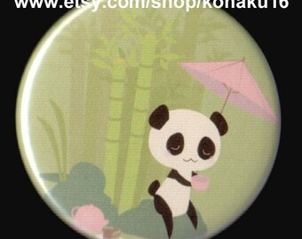 Teatime In China Button