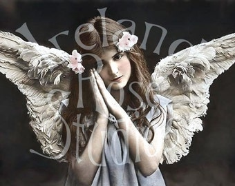 Serenity Angel-Digital Image Download