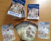 White Lion Oracle Cards