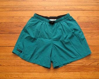 mens vintage columbia camp shorts