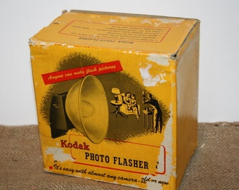 Vintage Kodak Photo Flasher