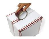 Design Tape Set - Baseball Stitches