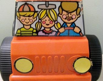Vintage Tupperware Pick Em Up Truck