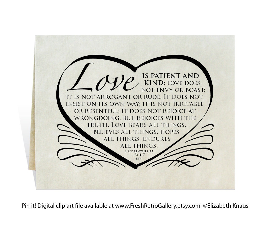 wedding card program invitation love is by freshretrogallery