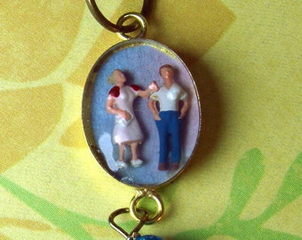 Necklace, Pendant, Tiny Little People