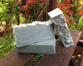 Portland Rain Natural Soap Bar Made in Oregon