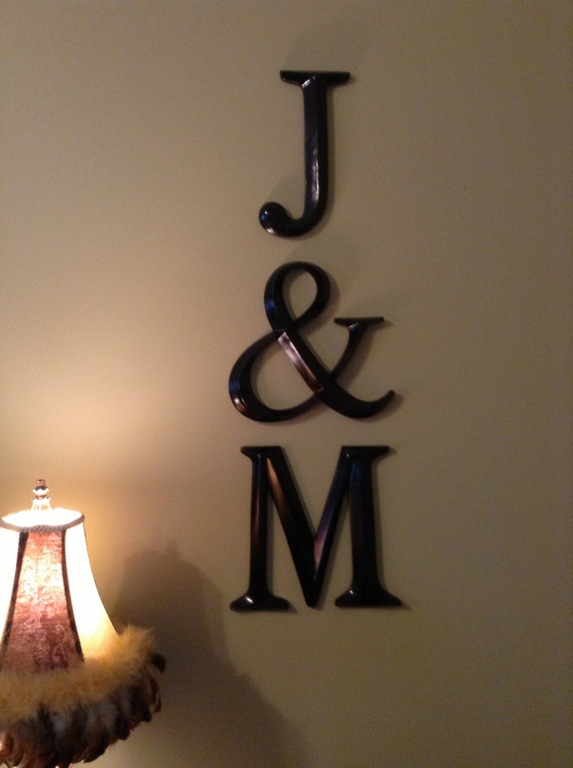 decorative letters for wall wall decor large letter decor wedding decor your 21332 | il fullxfull.426963288 10kj