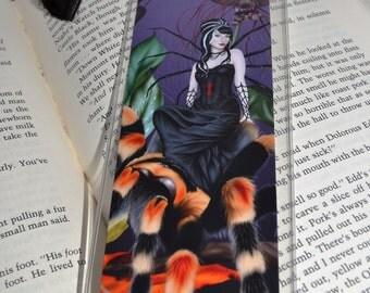 Bookmark Spider Fairy - The Weaver