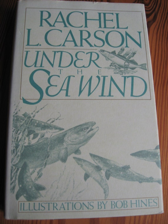 the contribution of rachel carson essay Under the sea-wind (1941) was rachel carson's literary debut and the first title   it was the essay that spawned a classic in nature literature  boundaries of our  role too far towards destructive exploitation, in our ignorance,.