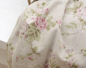 wide linen cotton blend 1yard (57 x 36 inches) 27756
