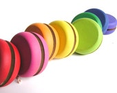 Painted Wooden  Yo- Yo- YOU PICK  the COLOR -Classic Toy-