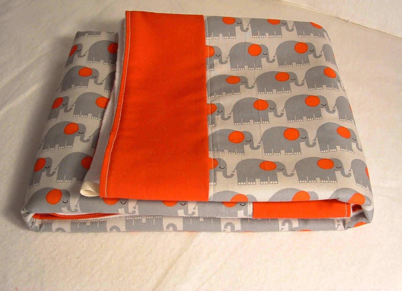 Fleece Baby Blanket Stroller Blanket Crib Quilt Play Mat