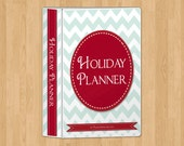 Ultimate Christmas Planner, printable